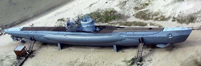 U-1206 - Buchan Shipwrecks